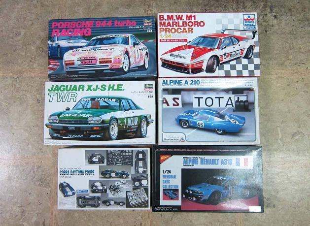 ヨーロッパレースカー