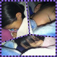 かわいい寝顔o,+:。☆.*・+。o,+:。☆.*・+。