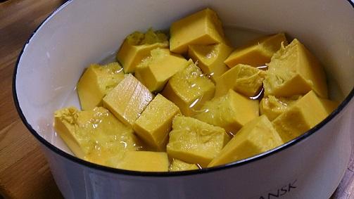 かぼちゃ煮2