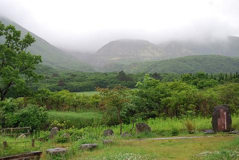 長者原湿原の風景2