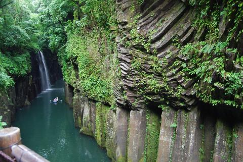 峡谷の風景2