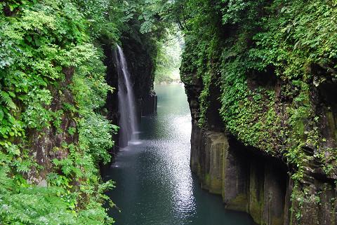 峡谷の風景3