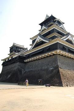 熊本城天守閣3