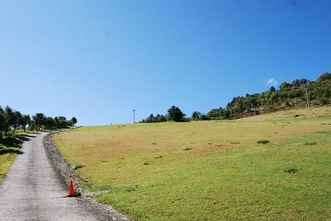 萩太郎山のゲレンデ