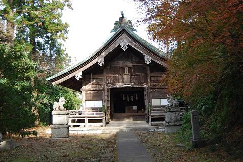 石巻神社の社