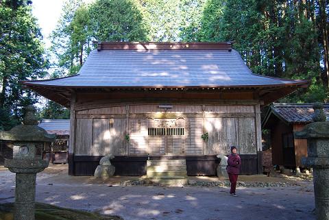 相寺の白鳥神社