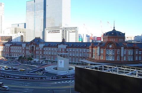 新装東京駅1
