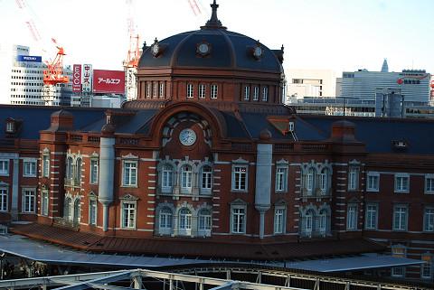 新装東京駅2