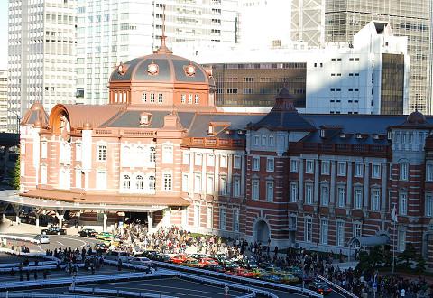 新装東京駅3