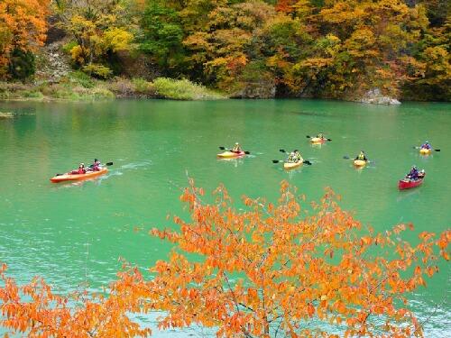 ダム湖 1