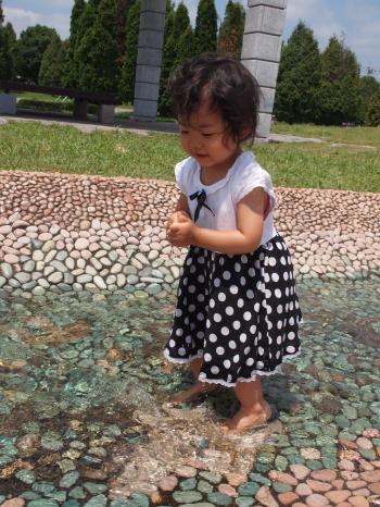 公園の水 (1)