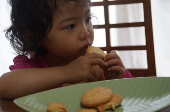 クッキー作り (1)