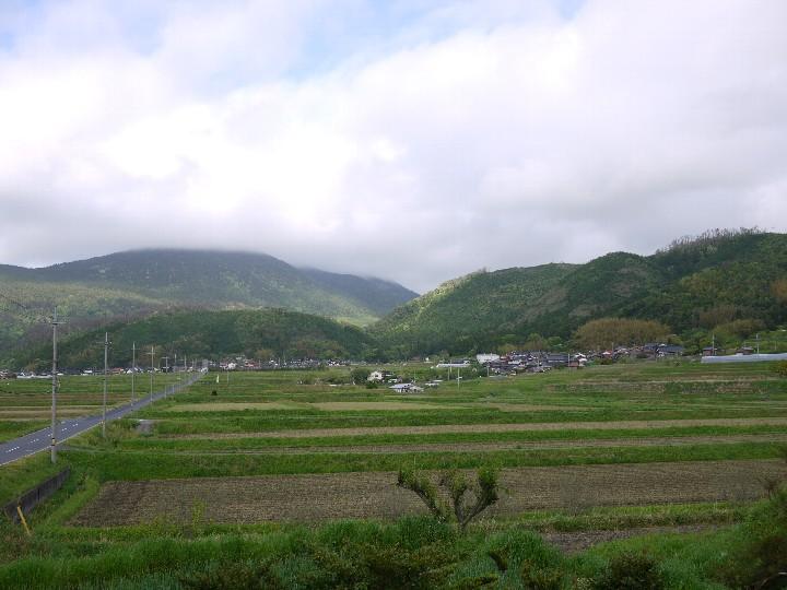 高井谷集落