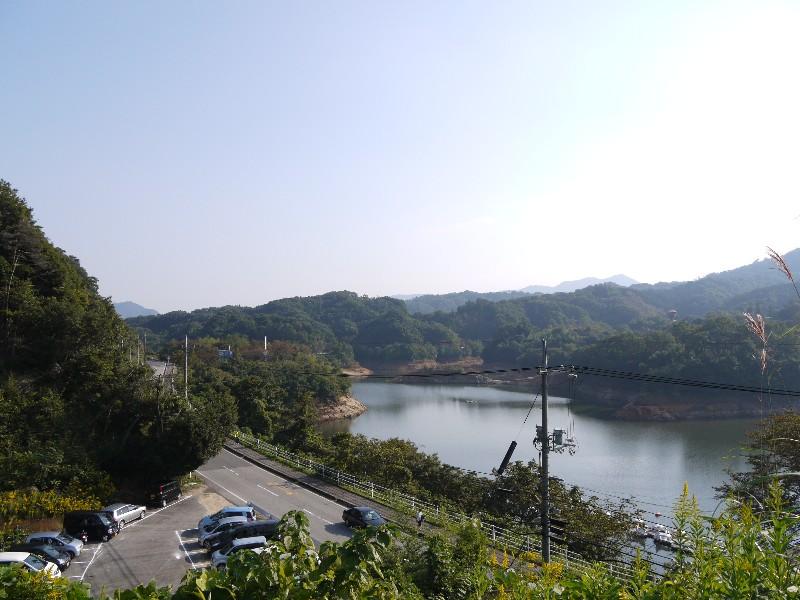緑水湖俯瞰