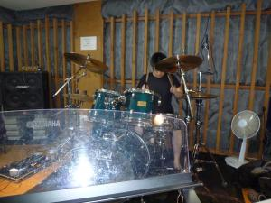 6月25日ドラム