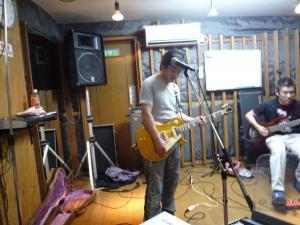 6月25日ギター