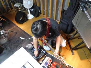 8月22日ギター