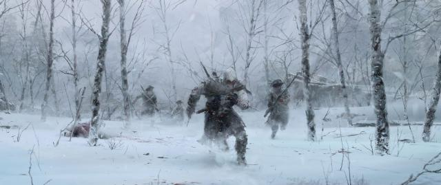 Assassins Creed III - Battle Charge
