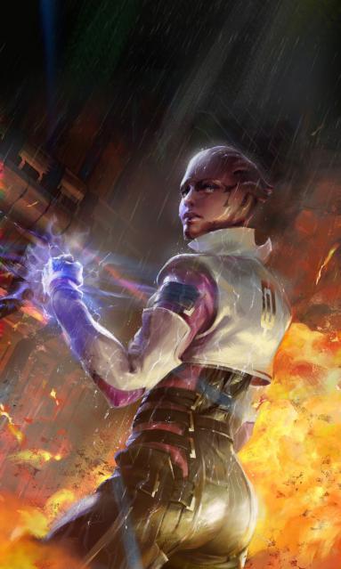 Mass Effect 3 - Aria