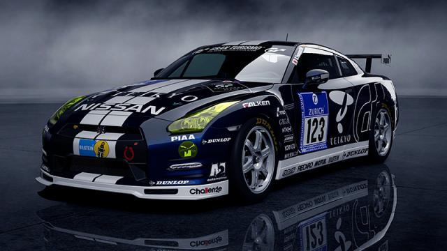 日産 GT-R N24 GTアカデミー 12