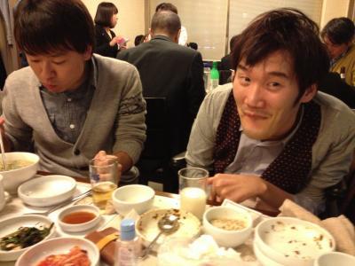 カルグクス(韓国うどん)は優しいお味