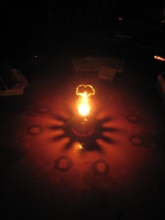 テーブルランプ3