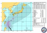 台風第17号 (ジェラワット)