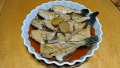 カワハギの煮つけ 20170124