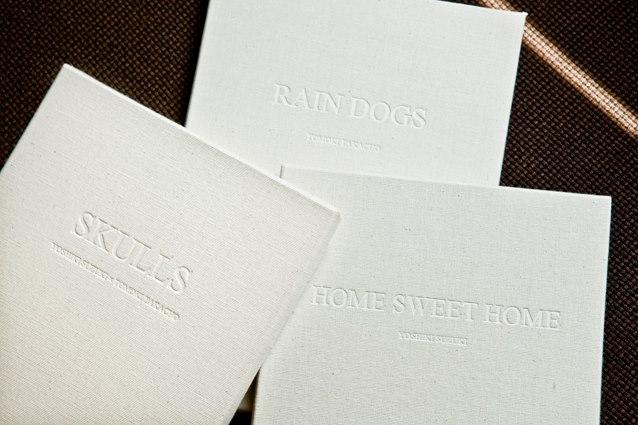 SKULLS/HOME SWEET HOME