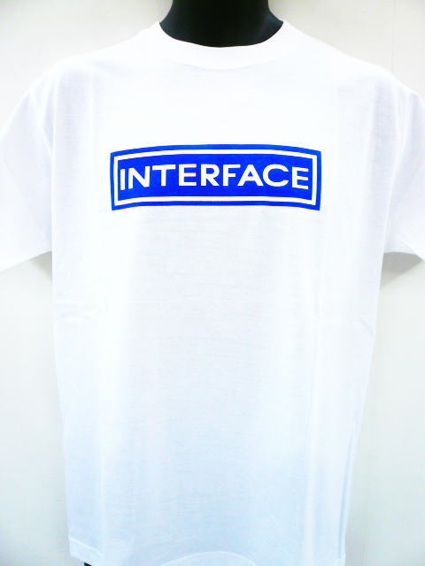 INTERFACE BOX LOGO TEE