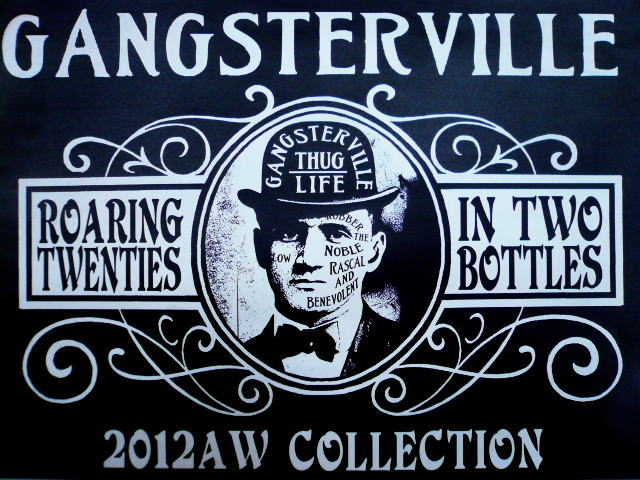 GANGSTERVILLE 2012 A&W COLLECTION