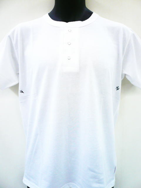 INTERFACE CROSS HENRY NECK TEE