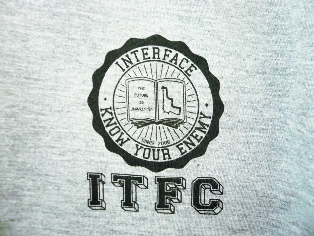 INTERFACE RINGER TEE