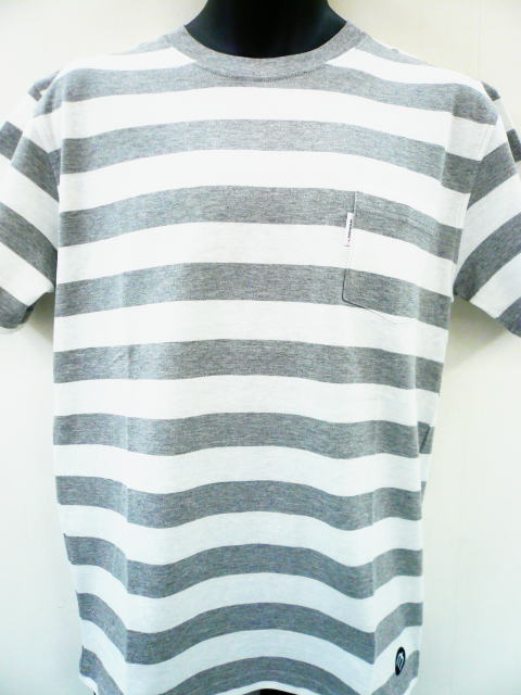 INTERFACE PITCHFORK BORDER POCKET TEE