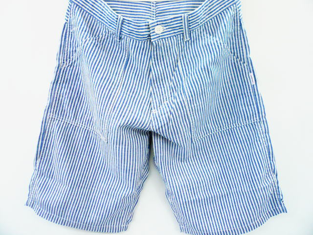 INTERFACE CHAMBRAY EASY SHORTS
