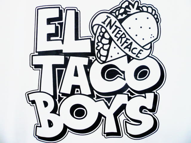 INTERFACE EL TACO BOYS TEE