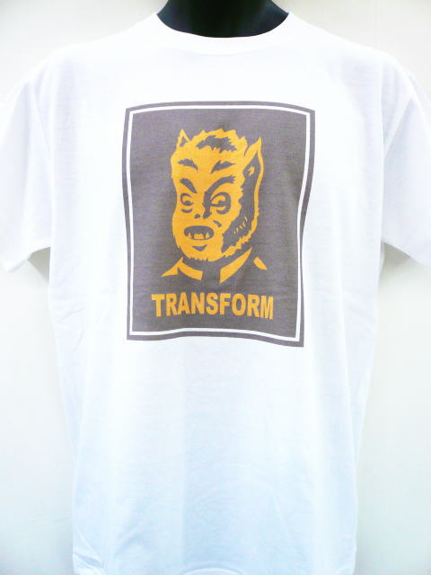 INTERFACE MONSTER TEE TRANSFORM