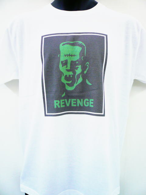 INTERFACE MONSTER TEE REVENGE