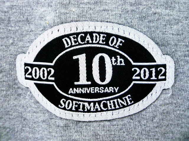 SOFTMACHINE DECADE SOFTMACHINE SIGNS-T