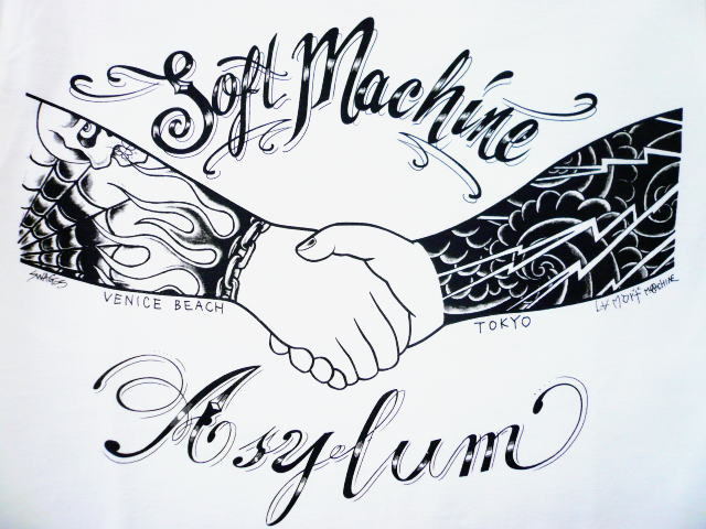 SOFTMACHINE DECADE OF SOFTMACHINE SWAG-T