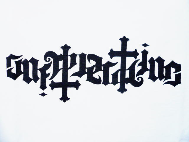 SOFTMACHINE DECADE OF SOFTMACHINE AMBIGRAM-T