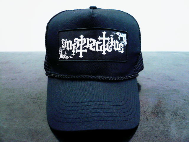 SOFTMACHINE DECADE OF SOFTMACHINE AMBIGRAM CAP