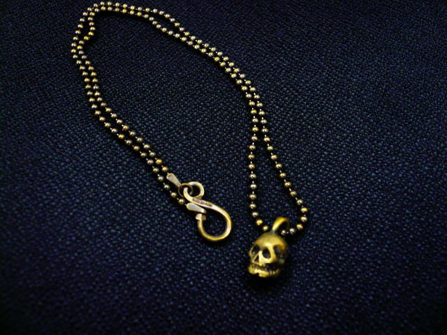 INTERFACE MINI SKULL PENDANT