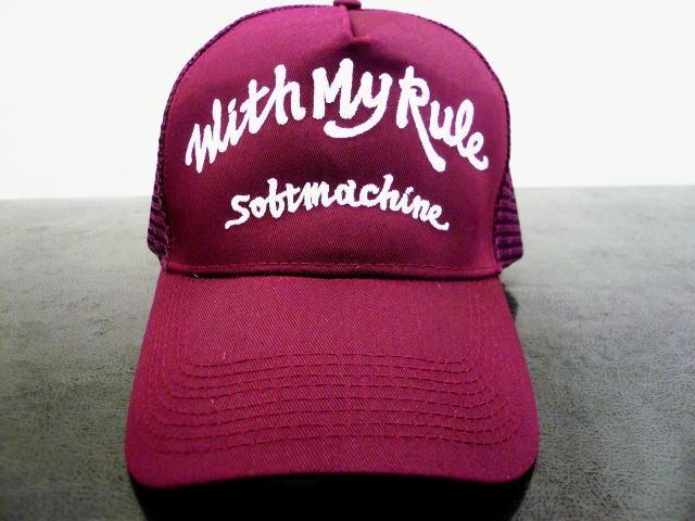 SOFTMACHINE WITH MY RULE MESH