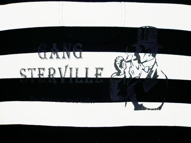 GANGSTERVILLE 300 Killer-LS