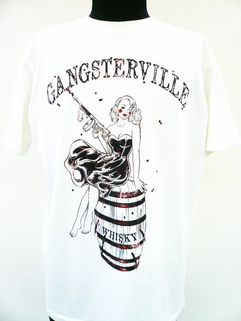 GANGSTERVILLE G.V. WHISKY