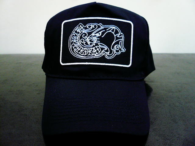 DAY OF THE DEAD TRADITIONAL TWILL CAP PANTHER