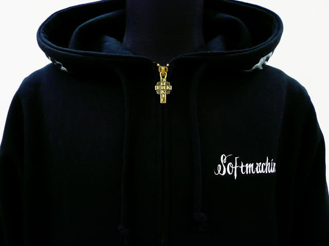 SOFTMACHINE ALL OVER HOODED