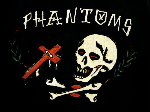 GANGSTERVILLE PHANTOMS