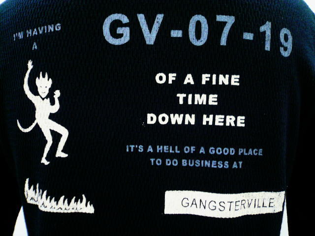 GANGSTERVILLE DOWN HERE
